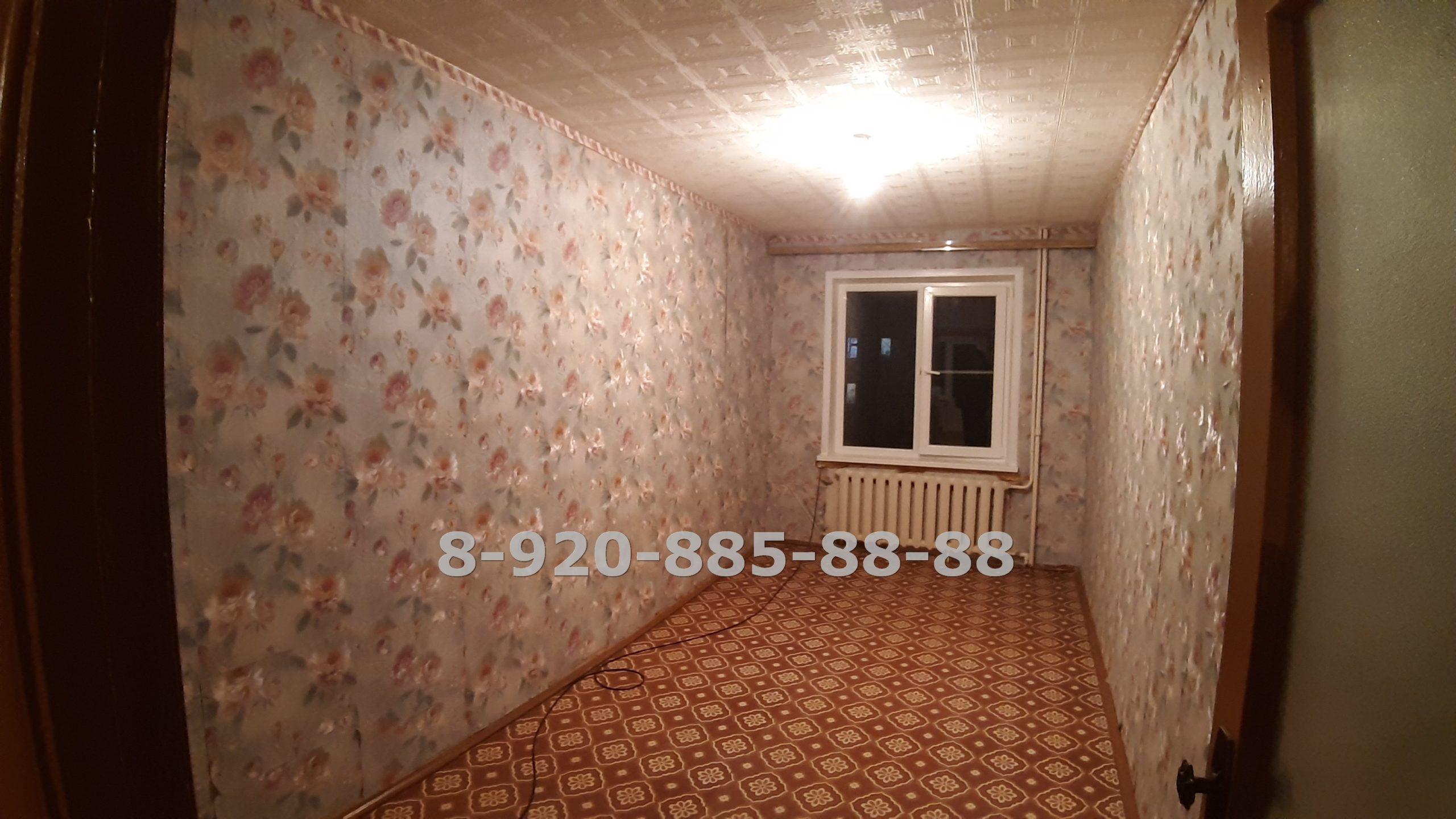 2 Комната. Продается трехкомнатная квартира площадью 70 кв.м. поселок Пятовский Дзержинский р-н Калужская обл., Покупка 3 комнатной квартиры в Пятовский Комарова 1.200.000. 8-920-885-8888