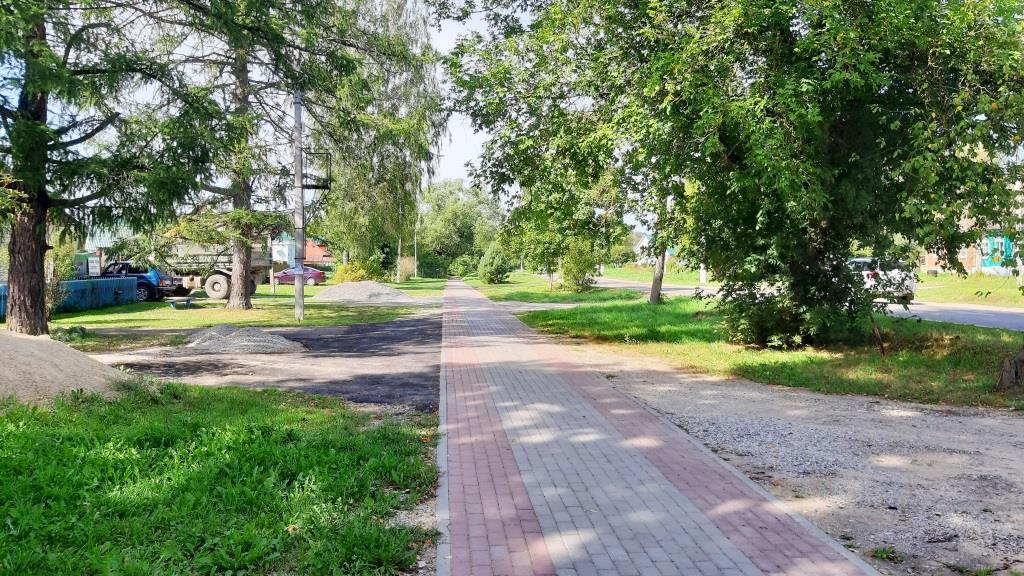 улица Луначарского поселок Полотняный Завод Калужская область